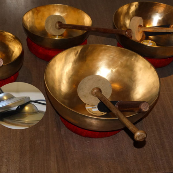 iash advanced set of singing bowls