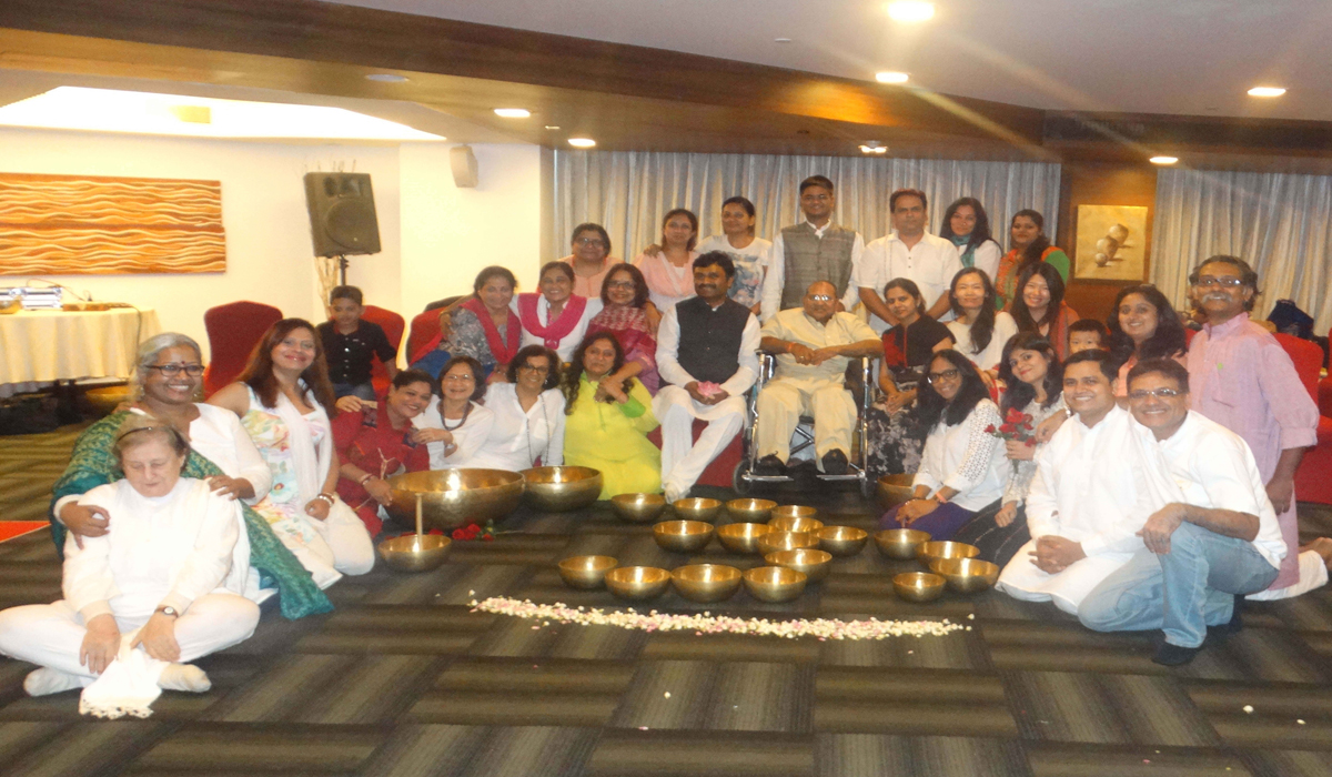 Advanced Training Workshop, Mumbai, India