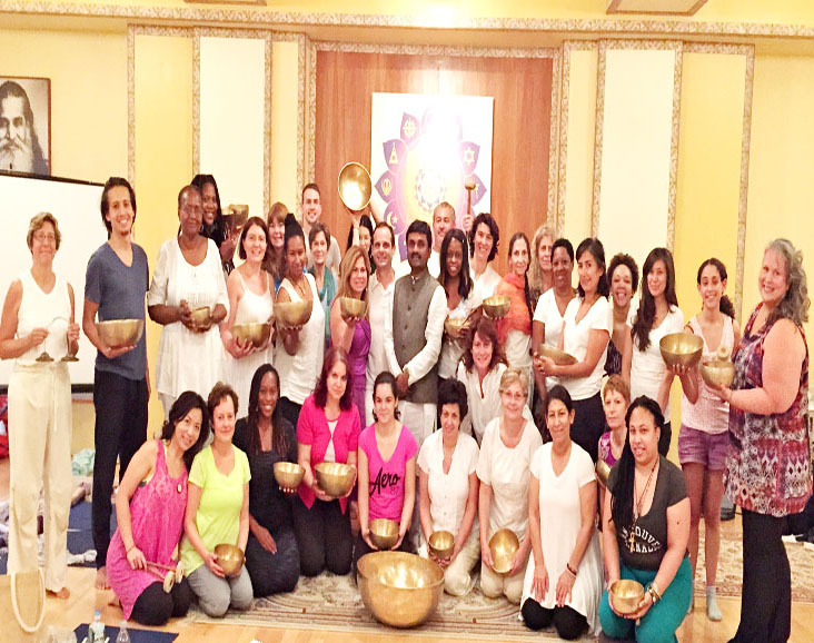 Professional Level 1, Singing Bowls Sound Healing Workshop, NYC, USA