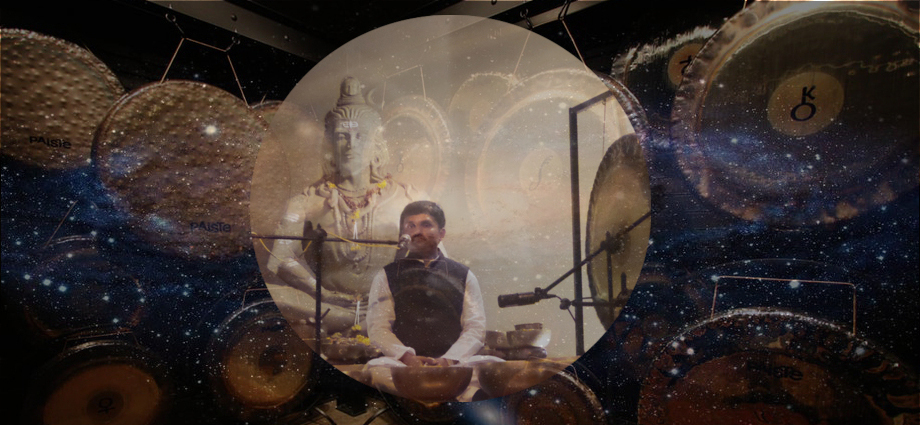 SOLD OUT !! Sacred SOUND bath & guided meditation with Planetary GONGS