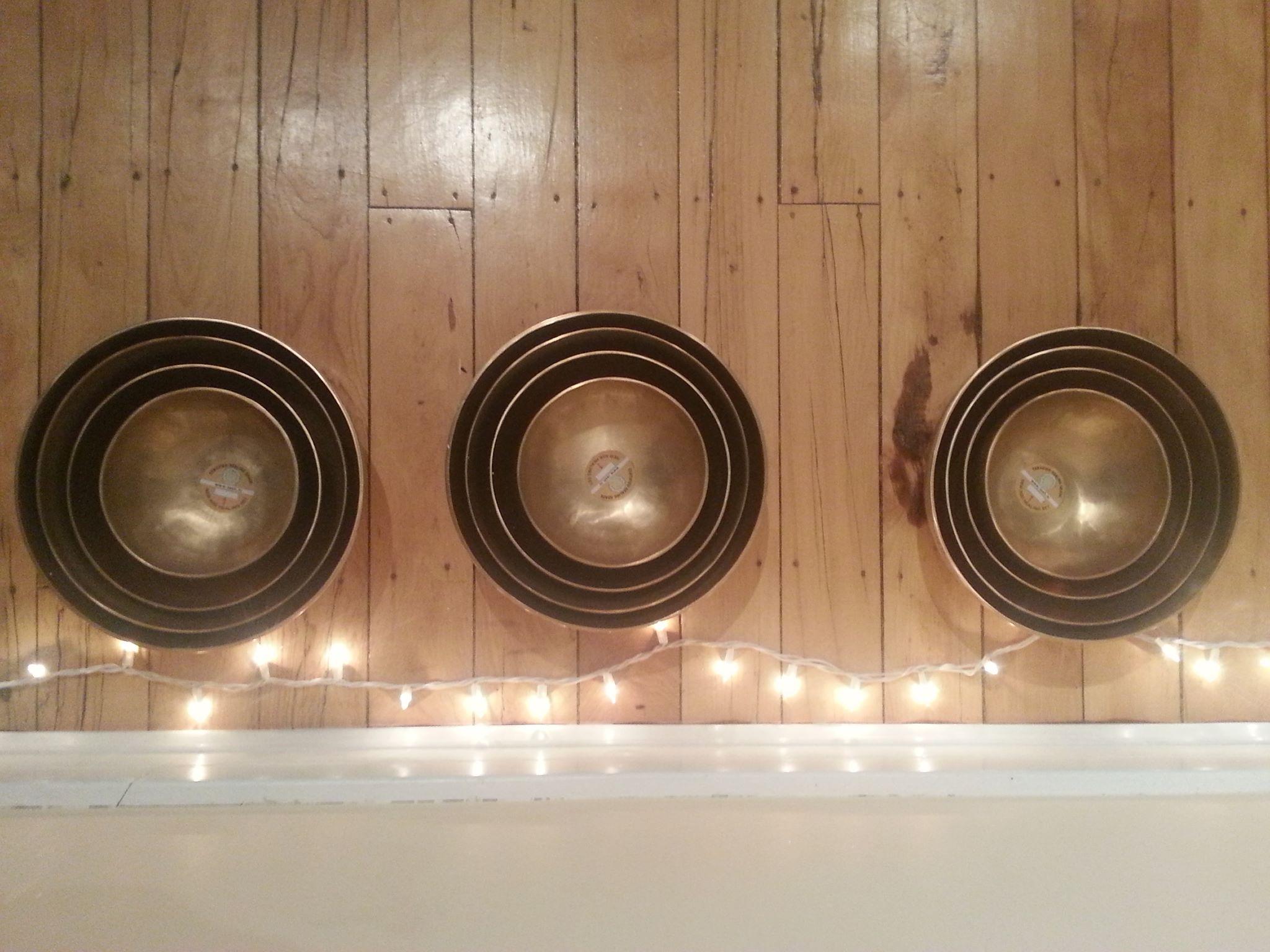 IASH Advanced Level Singing Bowls Sound Healing & Training Workshop                                 Colarado, USA, January 20-21, 2018