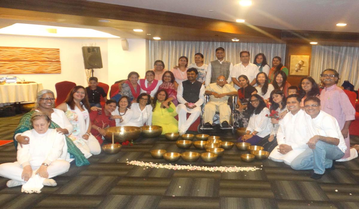 Advanced Training Workshop, Mumbai, India