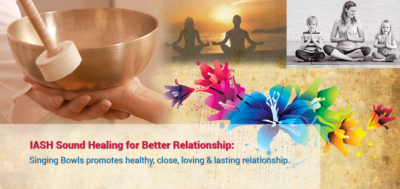 "IASH Sacred SOUND Bath & meditation for ""Better Relationship"" with Planetary Gong Bells & Singing Bowls, New York City, Sep. 30, 2018"