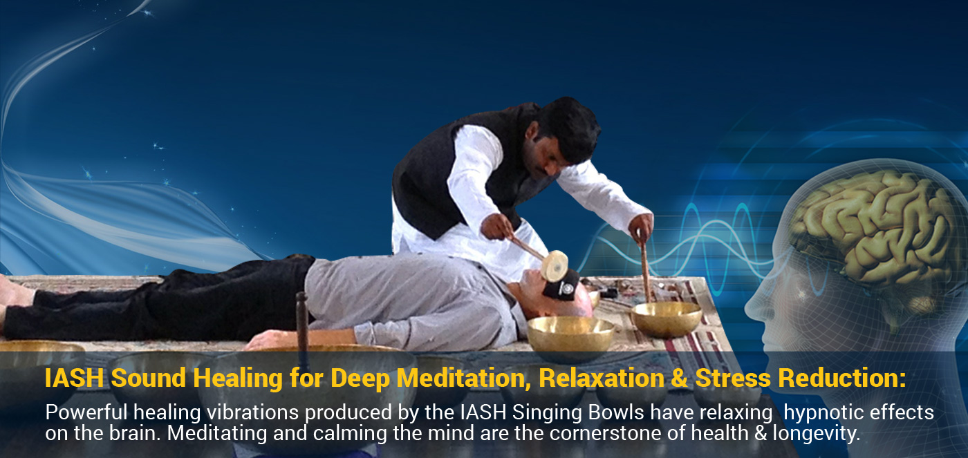 Welcome To International Academy Of Sound Healing World